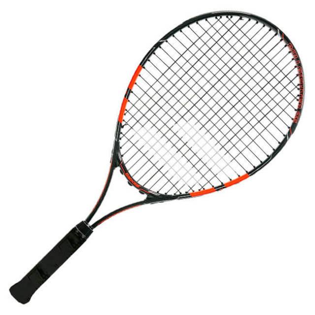バボラ(Babolat) 2019 ボールファイター25 (220g) ブラックオレンジ 海外正規品 硬式テニスジュニアラケット 140241-162(19y2m)
