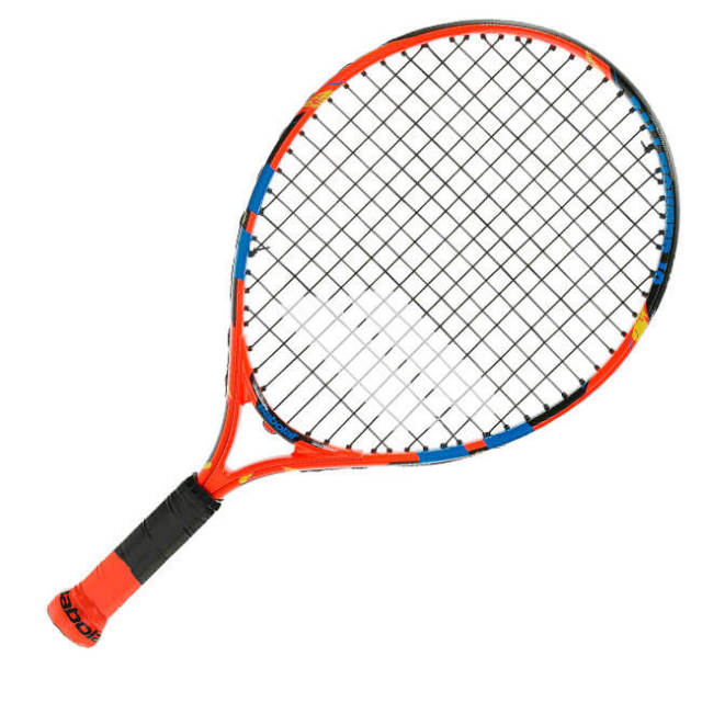 バボラ(Babolat) 2019 ボールファイター19 (175g) オレンジブルーブラックイエロー 海外正規品 硬式テニスジュニアラケット 140238-308(19y2m)