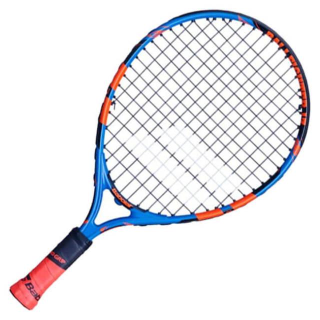 バボラ(Babolat) 2019 ボールファイター17 (160g) ブルーオレンジブラック 海外正規品 硬式テニスジュニアラケット 140237-302(19y2m)