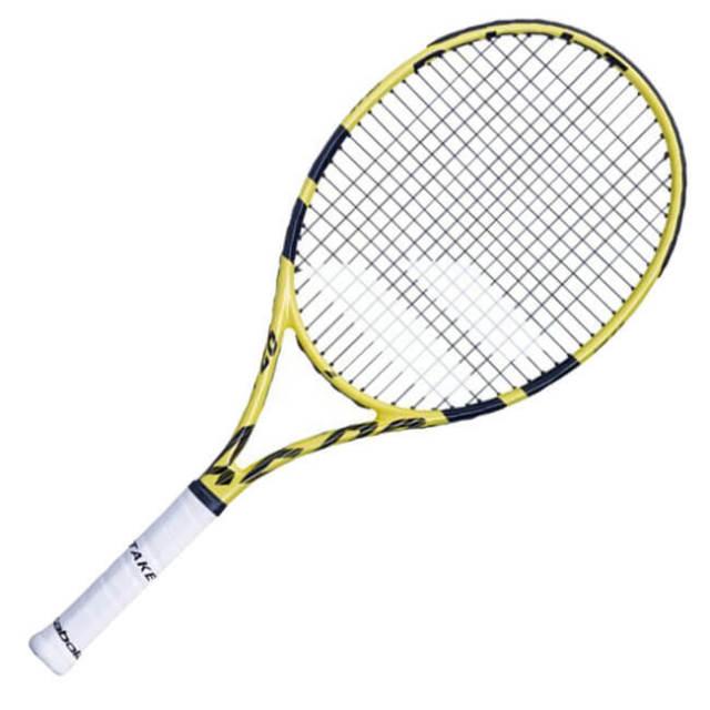 バボラ(Babolat) 2019 アエロJr.26 (250g) 海外正規品 硬式テニスジュニアラケット 140252-191(19y2m)