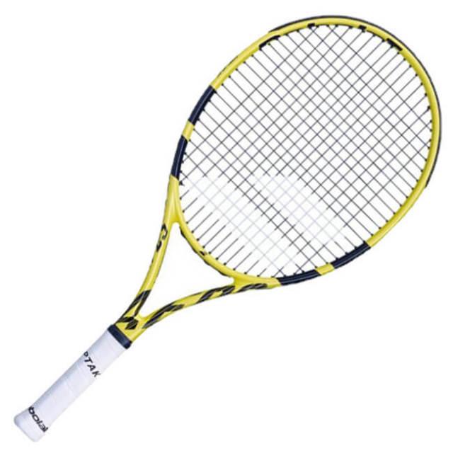 バボラ(Babolat) 2019 アエロJr.25 (245g) 海外正規品 硬式テニスジュニアラケット 140251-191(19y2m)