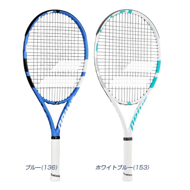 バボラ(Babolat) 2018 ドライブ ジュニア 25(230g) 140215 海外正規品(18y2m) 硬式テニスラケット