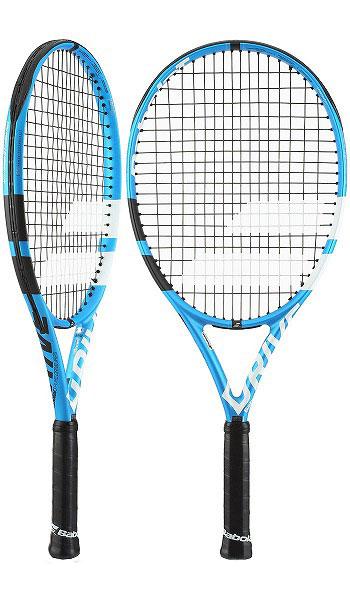 [100%グラファイト素材]バボラ(Babolat) 2018 ピュアドライブ ジュニア 25(240g) 140227 海外正規品(18y2m) 硬式テニスラケット