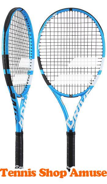 [100%グラファイト素材]バボラ(Babolat) 2018 ピュアドライブ ジュニア 26(250g) 140222 海外正規品(18y2m) 硬式テニスラケット