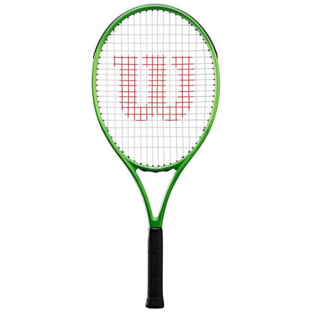 ウィルソン(Wilson) ブレードフィール 23 (228g) 海外正規品 硬式ジュニアテニスラケット WR027210-グリーン(20y1m)[NC]
