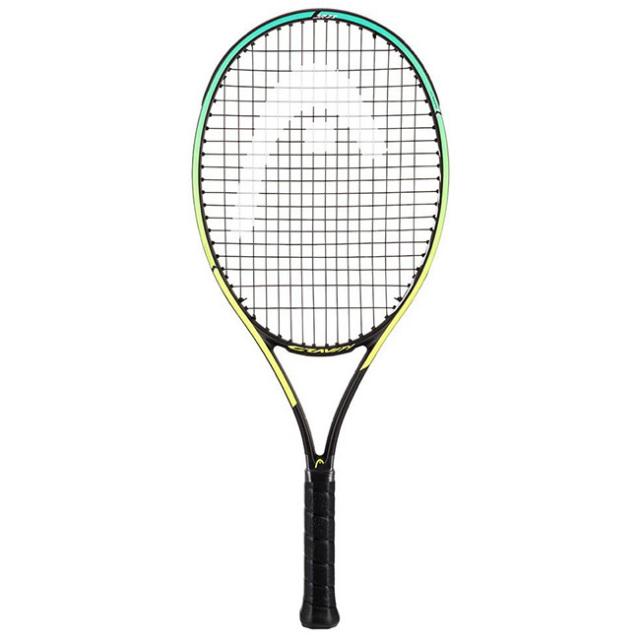 ヘッド(HEAD) 2021 グラフィン360+ GRAVITY JR25 グラビティ ジュニア25(230g) 海外正規品 硬式ジュニアテニスラケット 235511(21y4m)[AC]