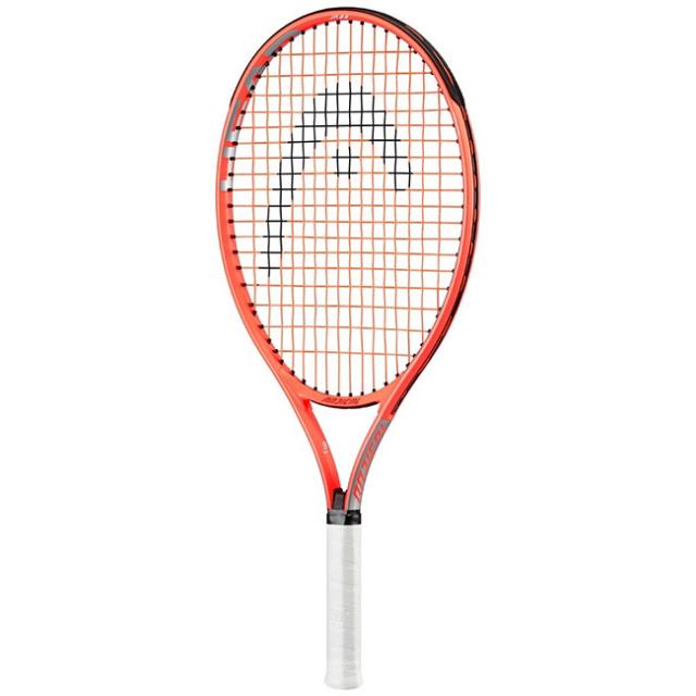 ヘッド(HEAD) 2021 RADICAL JR 23 ラジカルジュニア23 (215g) 海外正規品 硬式ジュニアテニスラケット 235121-オレンジ(21y3m)[AC]
