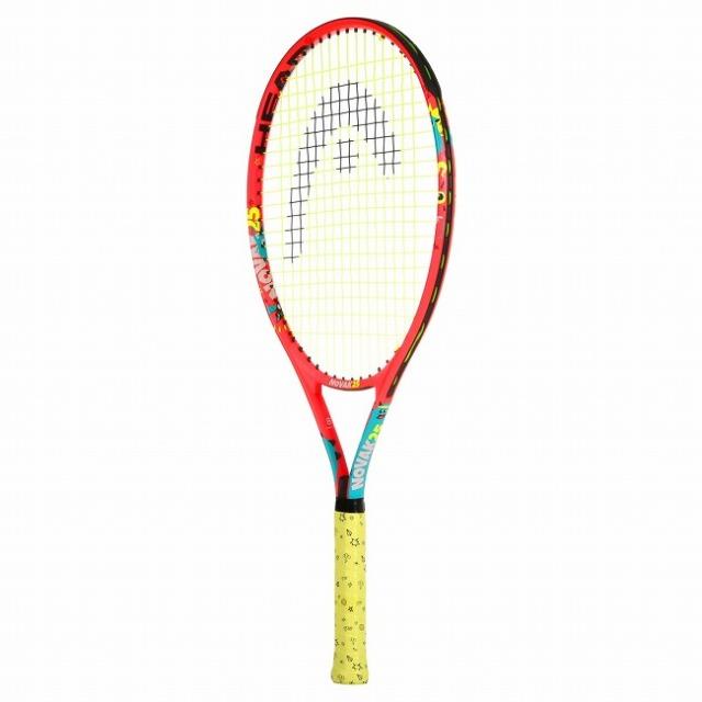 ヘッド(HEAD) 2020 NOVAK 25 (ノバク25) 海外正規品 硬式ジュニアテニスラケット 233500(20y3m)