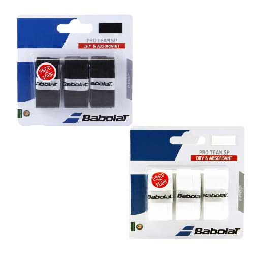 【3回分】バボラ 2016 プロチームSP オーバーグリップテープ【全2色】 653042 (Babolat Pro Team SP 3Pack)(16y4m)