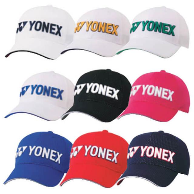 ヨネックス(YONEX) 2019 ユニセックス メッシュ キャップ GCT098(19y7mゴルフ)