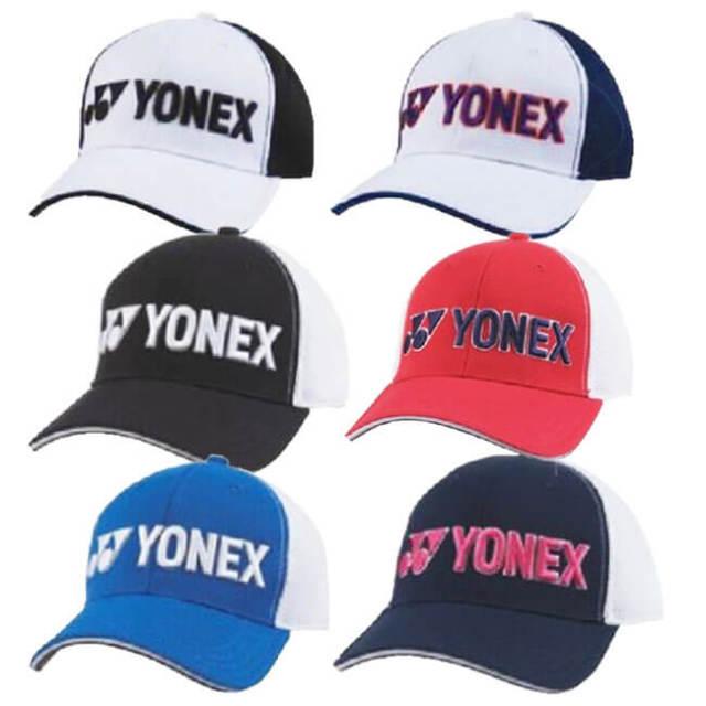 ヨネックス(YONEX) ユニセックス メッシュ キャップ GCT091(19y7mゴルフ)
