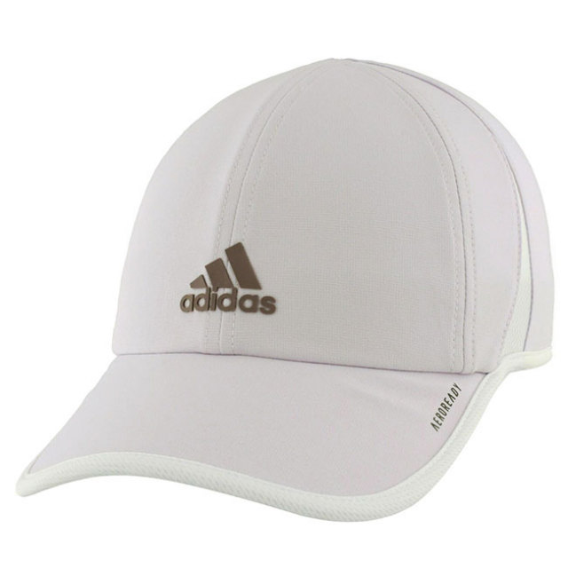 アディダス(adidas) レディース AEROREADY エアロレディ UVカット キャップ 015805-EX7335 ホワイト(21y2mトレーニング)