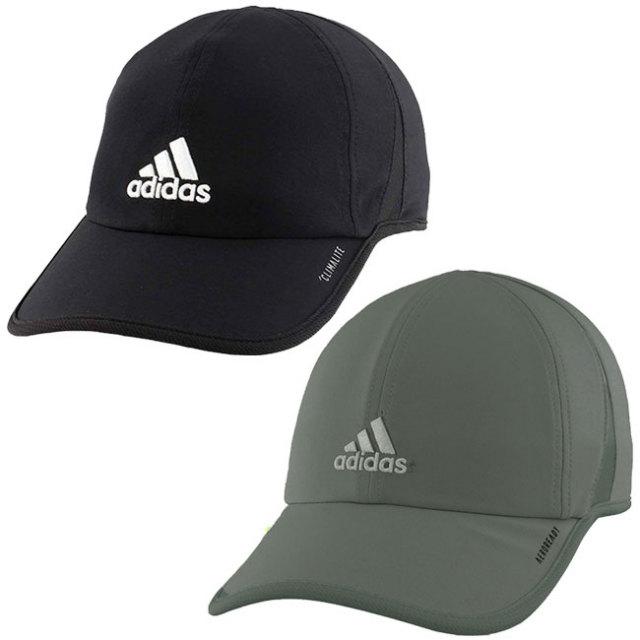 アディダス(adidas) メンズ AEROREADY エアロレディ UVカット キャップ 015805-EX7333/EX7334(21y2mランニング)