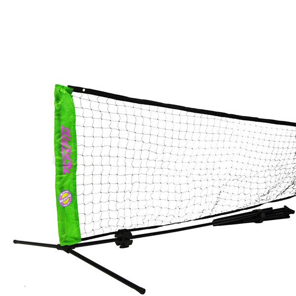 トップスピン テニスネット 6M (TOPSPIN Kids Net 6m) 1782(16y10m)