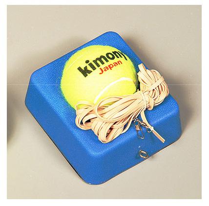 【初心者の必需品】キモニー 硬式テニス練習機 KST361 (15y12m)