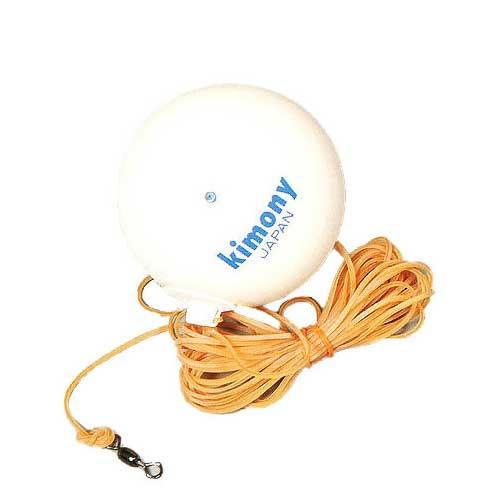 【初心者の必需品】キモニー(KIMONY) ソフトテニス練習機の交換用ボール KST369 ※注 台座はついておりません。(17y12m)