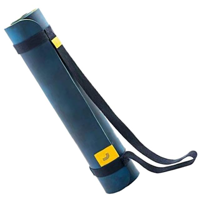 「集中力とバランス力UPに」LOLE(ロレ)PRIMA プリマ ヨガマット 5mm厚 2-in-1ストラップ付き 2622025(21y8m)