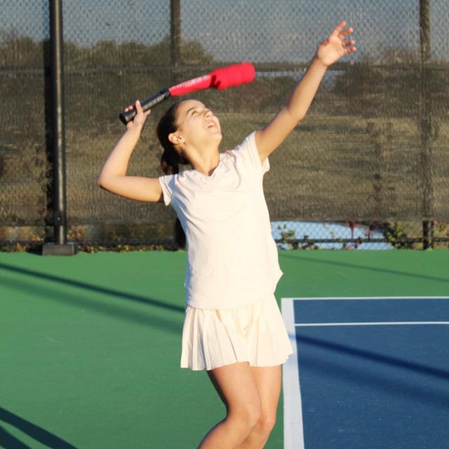 [滑らかにサーブを打ちたい人へ!] サービングソック Serving Sock サーブ練習機 テニス トレーニンググッズ E211(21y7m)