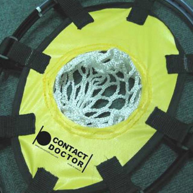 [ボールをスィートスポットで捉えよう!]コンタクトドクター ボレー ストローク サーブ テニス トレーニンググッズ 練習器具 TE221(21y7m)