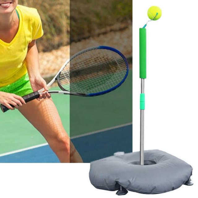 [初心者にも最適]プロフェッショナル テニス トレーナー 硬式テニス練習機 (20y10m)