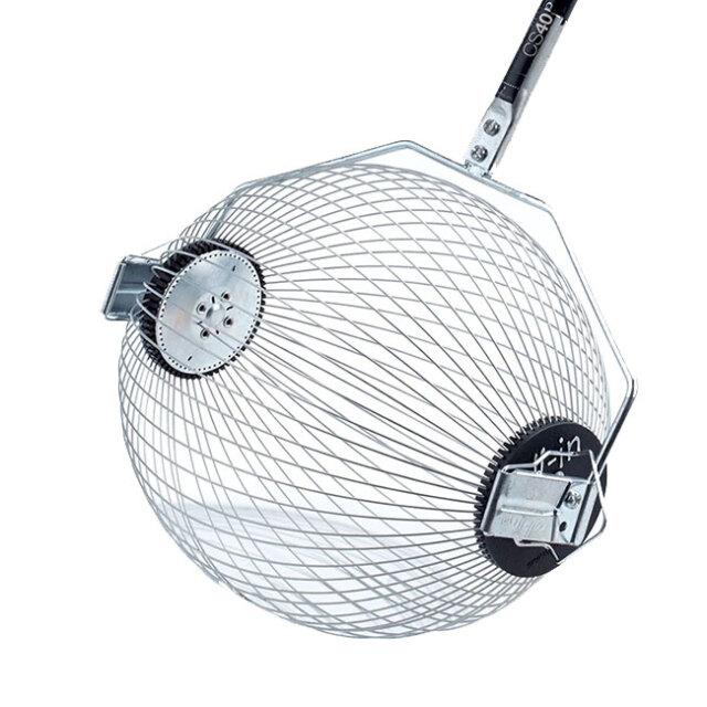[ボール集めが楽にできる♪ ]Kollectaball コレクタボール K-Mini ボール集め機 集球機 テニスボール ピックルボール 球拾い 並行輸入品 (21y1m)