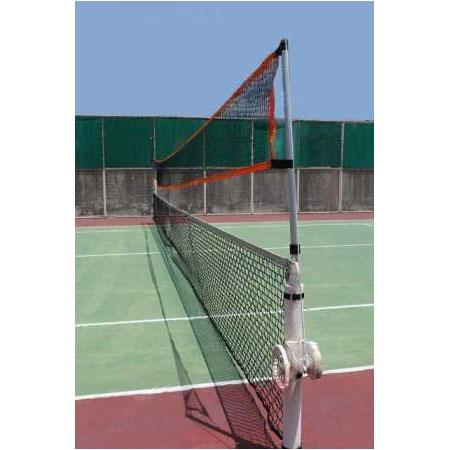 [トップスピンの練習に最適!]Pro's Pro(プロズプロ) テニスネット コーチング ハイト エクステンダー 練習用 追加ネット (21y2m)