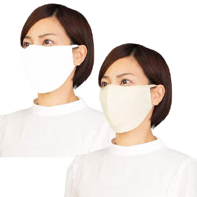 [顔だけ大判タイプ] MARUFUKU ヤケーヌ PETIT +(プチプラス) 日焼け防止専用UVカットマスク 320/321(20y8m)