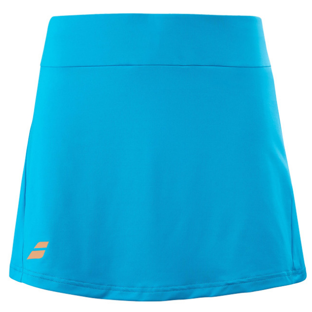 バボラ(Babolat) 2021 ジュニア(ガールズ) PLAY(プレー) スカート 3GTB081-4080 カニールベイ(21y7mテニス)