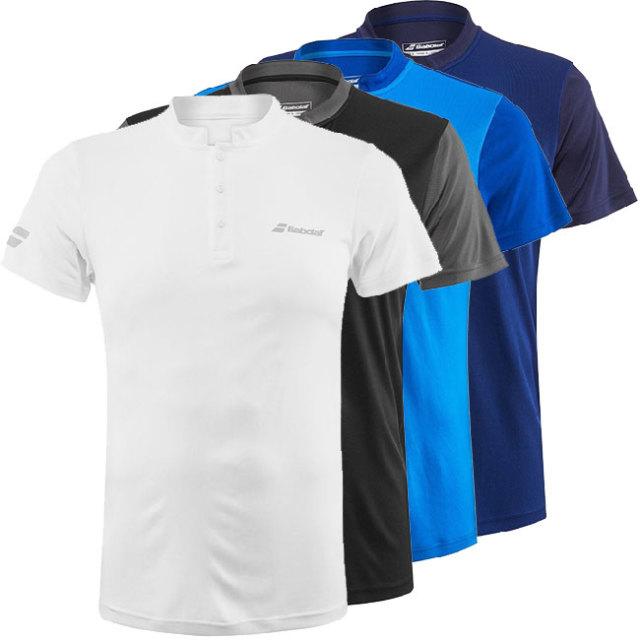 [USサイズ]バボラ(Babolat) 2020 メンズ PLAY(プレー) ポロシャツ 3MP1021(20y2mテニス)