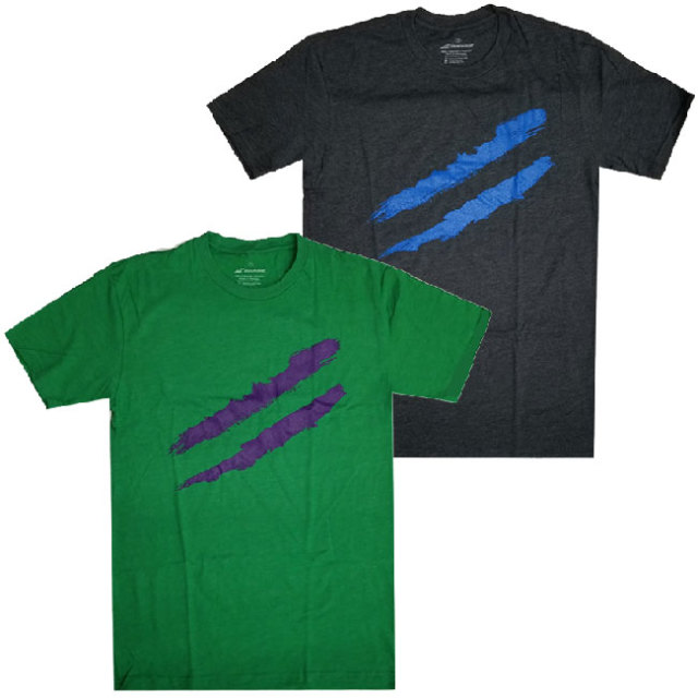 [USサイズ]バボラ(Babolat) メンズ TRIOB Tシャツ 911107U01/911107U14(20y1mテニス)