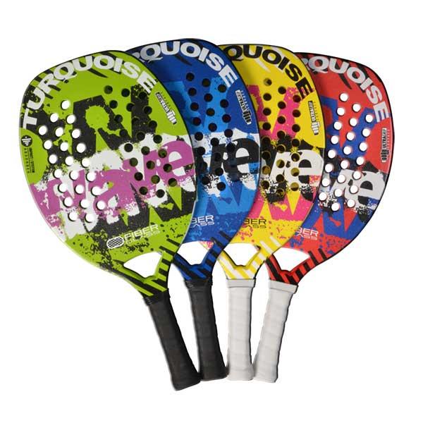 ターコイズ(TURQUOISE) ビーチテニスラケット ウェーブ(17y11m)