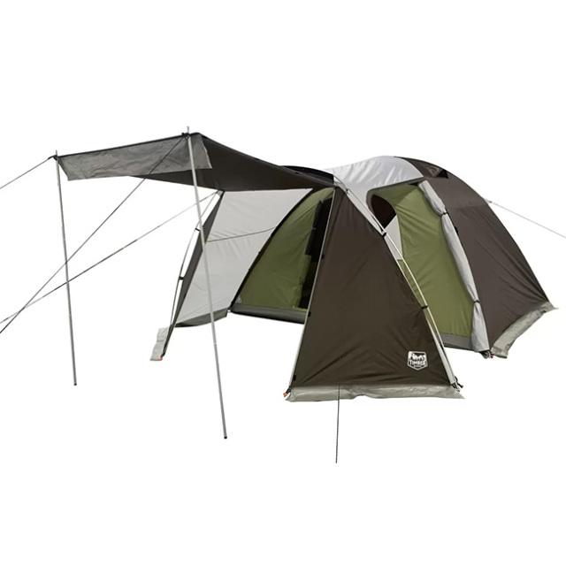 「屋外でゆったりくつろごう!」ティンバーリッジ(Timber Ridge) 6人用 ツールーム ドーム型 テント 98539(21y10m)