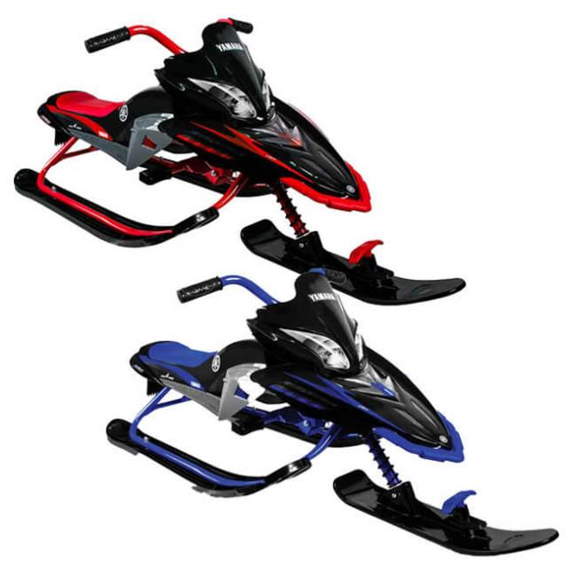 YAMAHA(ヤマハ) APEX スノーバイク型こども用そり キッズスレイ YMC13001(20y12m)