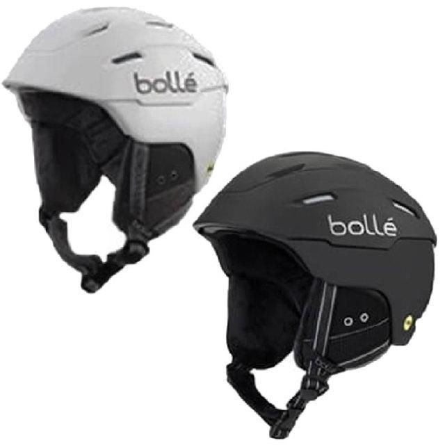 [冬のレジャーや雪山で頭部を守る!] bolle(ボレー) ユニセックス スノースポーツヘルメット 1311140(19y12m)
