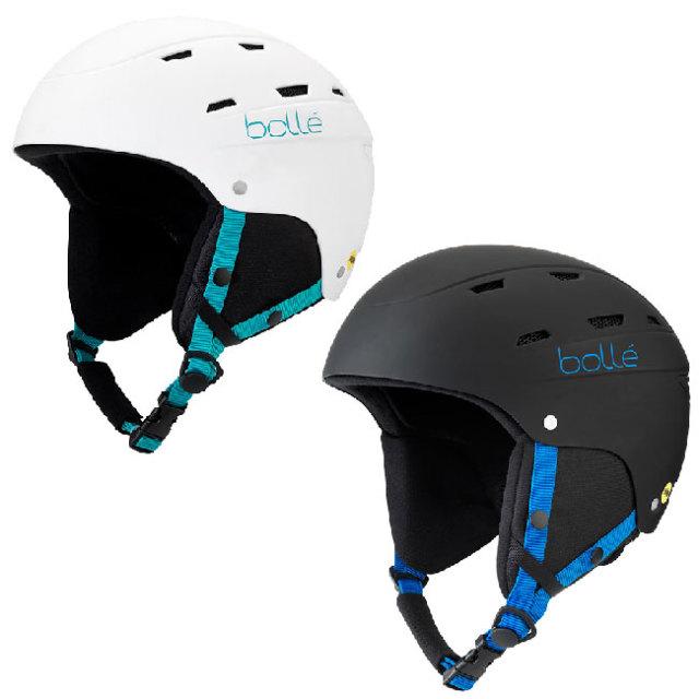 [冬の外遊びや雪山でお子様の頭部を守る!] bolle(ボレー) ジュニア スノースポーツヘルメット 2001126(19y12m)