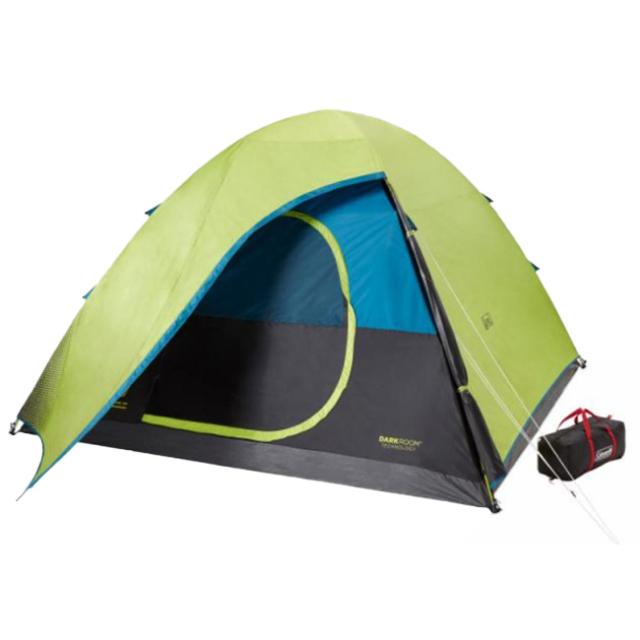 コールマン(Coleman) コールマン 6人用ダークルーム ドーム型テント 2000034463(20y7m)