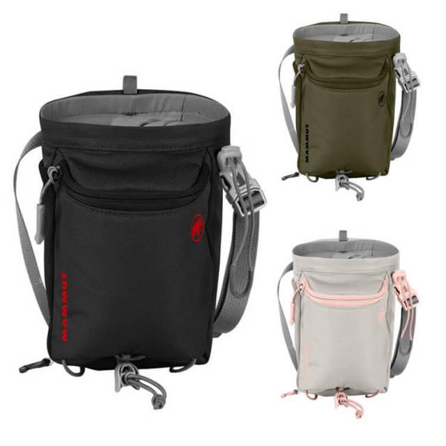 マムート(MAMMUT) Multipitch Chalk Bag マルチピッチ チョークバッグ 2050-00881(20y8m)
