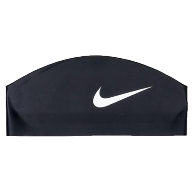 ナイキ(NIKE) ユニックス シリコンキャップ 2985701-09 ブラック(20y5m)スイムキャップ 水泳帽
