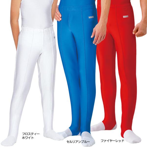 [大人用]ササキ(SASAKI) ジムパンツ(大人用) 体操 新体操 体操用ウェア SG-160(21y2m)