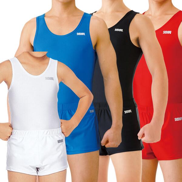 [大人用]ササキ(SASAKI) ジム短パン(大人用) 体操 新体操 体操用ウェア #590(21y2m)