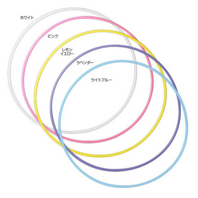 [選べる全5color]ササキ(SASAKI) 新体操 スタンダードフープ (60/65/70/75/80cm) フラフープ ※ 沖縄・北海道・離島へのお届け不可 M-13(20y11m)