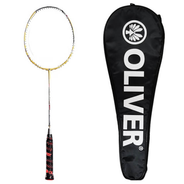 [バドミントン]OLIVER(オリバー) RADIANCE900 (ラディアンス900) ガット張無し 海外正規品 バドミントンラケット OA15R900(20y3m)[AC]