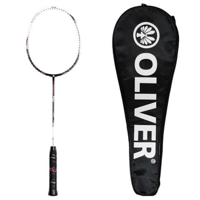 [バドミントン]OLIVER(オリバー) LIGHTNING8000 (ライトニング8000) ガット張無し 海外正規品 バドミントンラケット OA15L8000(20y3m)[AC]