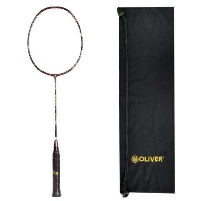 [バドミントン]OLIVER(オリバー) KURATAS 11 (クラタス11) ガット張無し 海外正規品 バドミントンラケット OA15K11(20y3m)[AC]