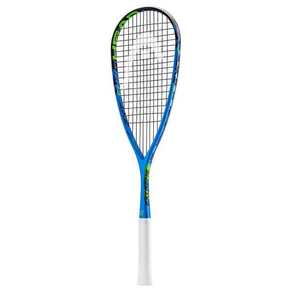 [ガット張上済]ヘッド(HEAD) エクストリーム 120 ブルー (120g) 海外正規品 スカッシュラケット 212017(19y4m)
