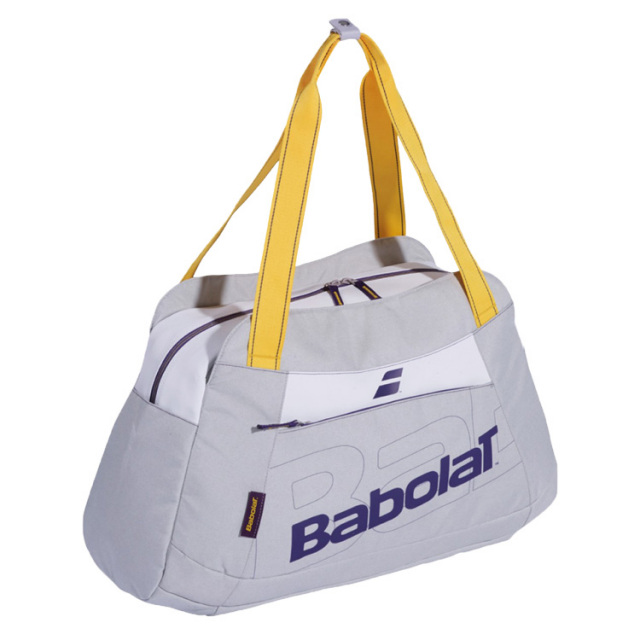 [パデルラケット収納可]バボラ(Babolat) フィット パデル ウーマンバッグ 751194-230 グレーイエロー(19y9m)