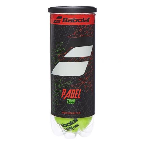 [パデルボール]バボラ(Babolat) Padel Tour (パデルツアー) 1缶3球入り パデルボール (19y4m)