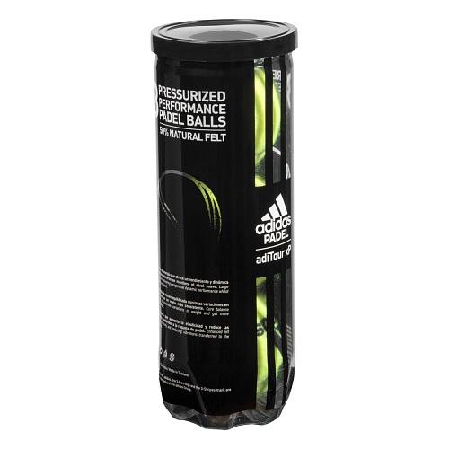 [パデルボール]アディダス(adidas) adiTour xP(アディツアー エックスピー) 1缶3球入り パデルボール BL2XA1(19y4m)