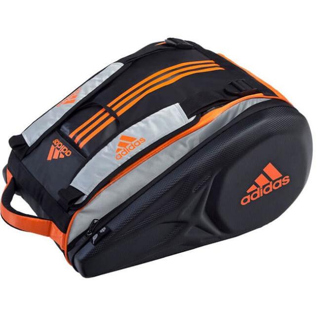 [11本収納]アディダス(adidas) アディパワー 1.8 パデル ラケットバッグ オレンジ BG1PB1U17(19y4m)