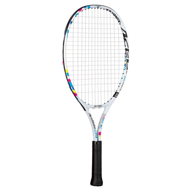 [ソフトテニス ジュニア用]ヨネックス(YONEX) 2020 エースゲート 59 (ACEGATE 59) 国内正規品 ソフトテニスラケット ACE59G-011 ホワイト(20y3m)[AC]